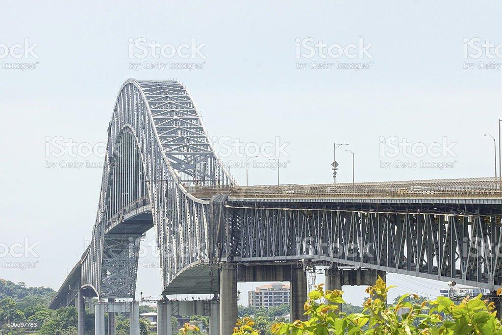 Puente de las Am?ricas stock photo