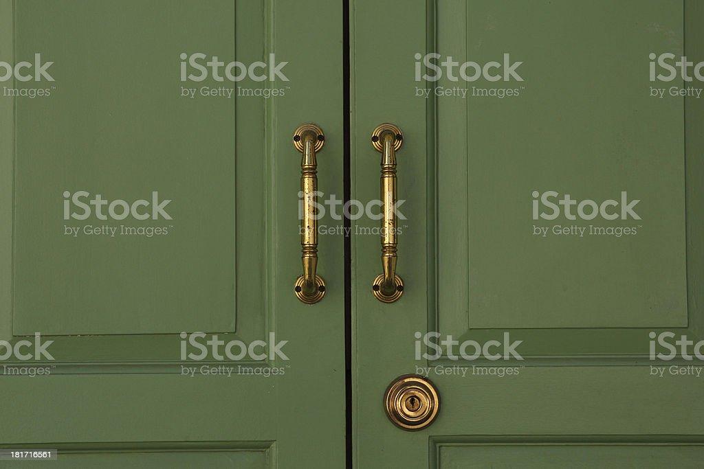 Puerta stock photo