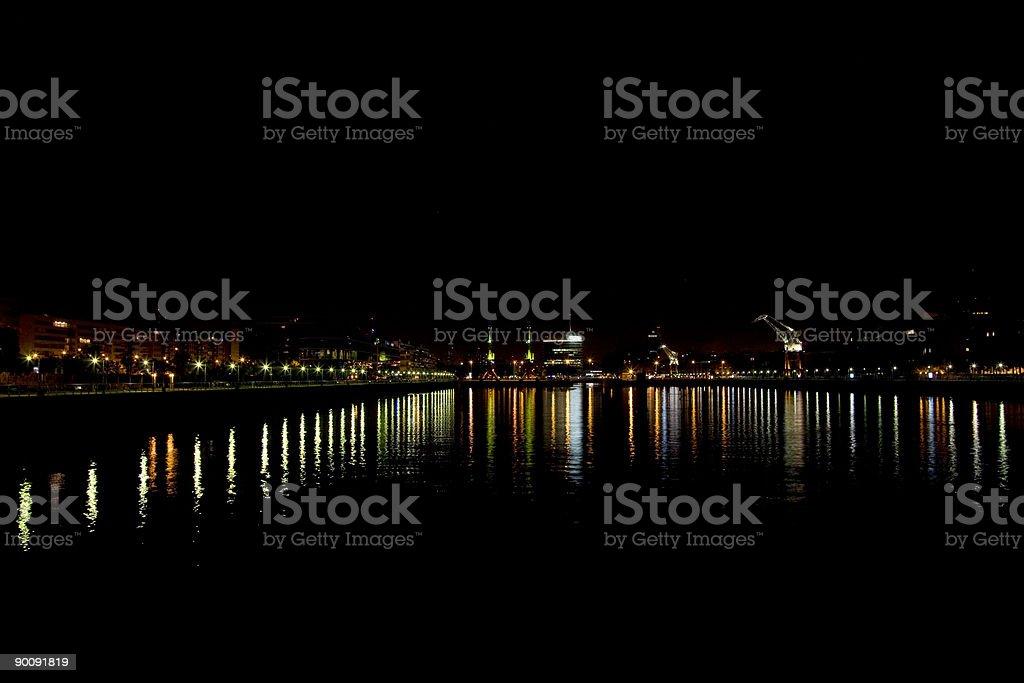Puerto Madero, Buenos Aires, Argentina royalty-free stock photo