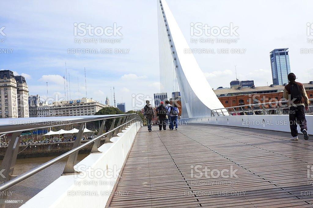 Puerto Madero royalty-free stock photo