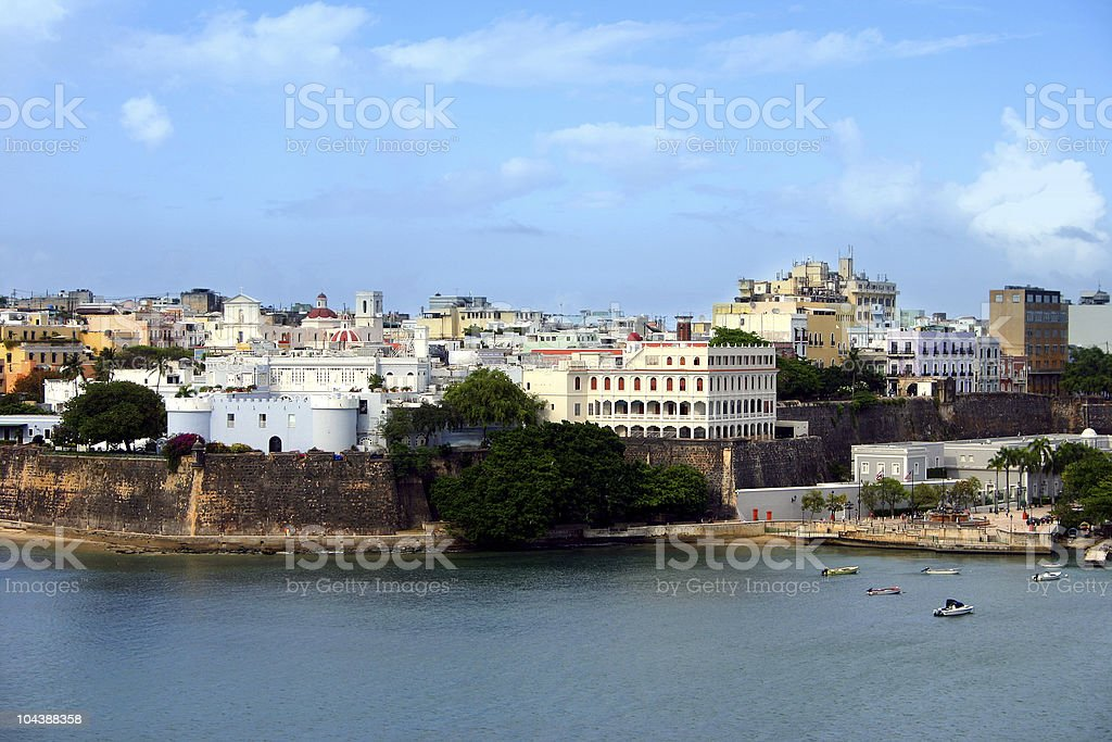 Puerto Rico 1 royalty-free stock photo