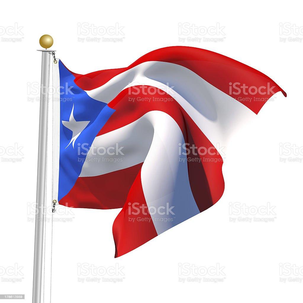Puerto Rico royalty-free stock photo