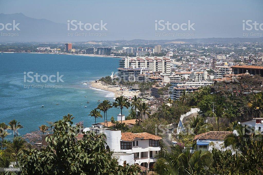 Puerto Vallarta, Mexico stock photo