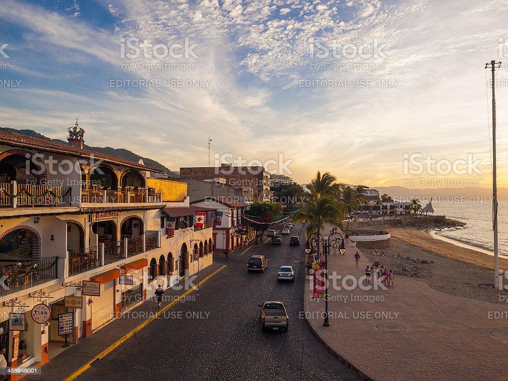Puerto Vallarta Mexico stock photo