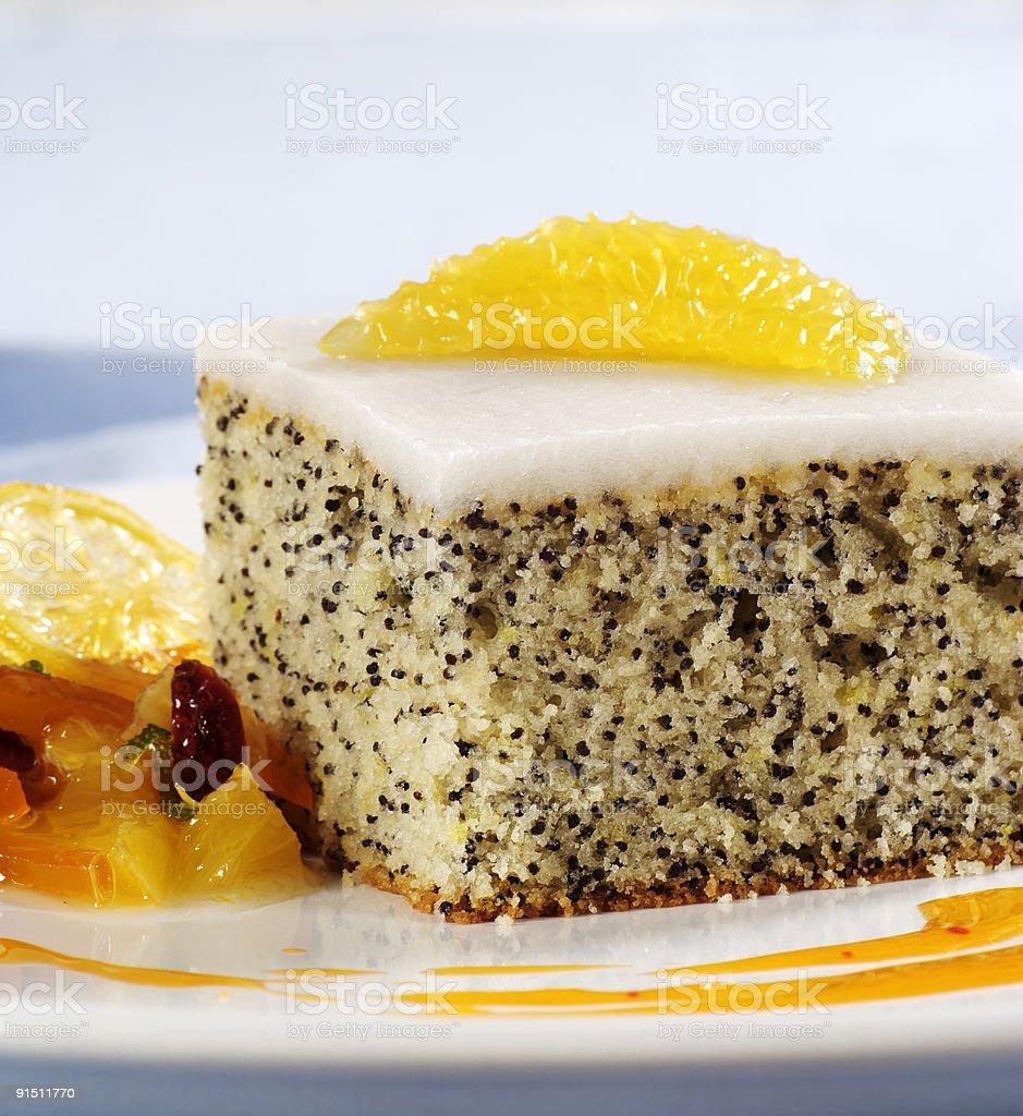 Пышка торт Стоковые фото Стоковая фотография