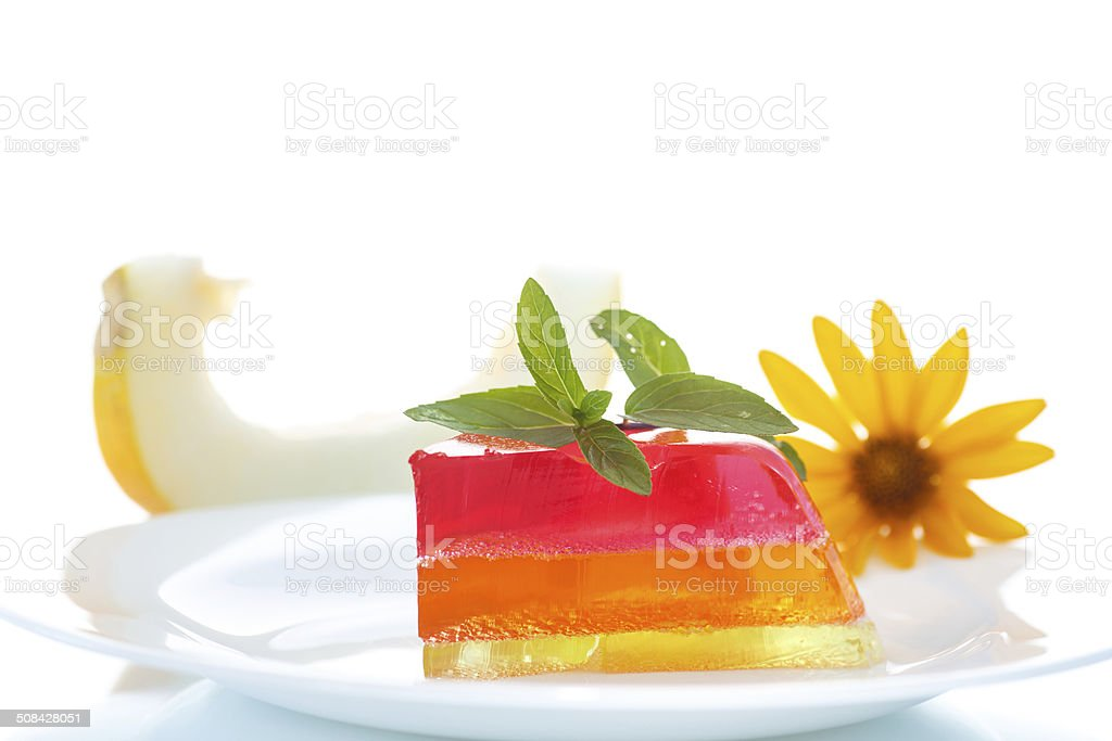 puff jelly royalty-free stock photo