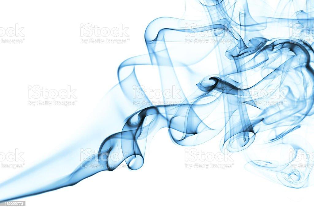 Puff of smoke royalty-free stock photo