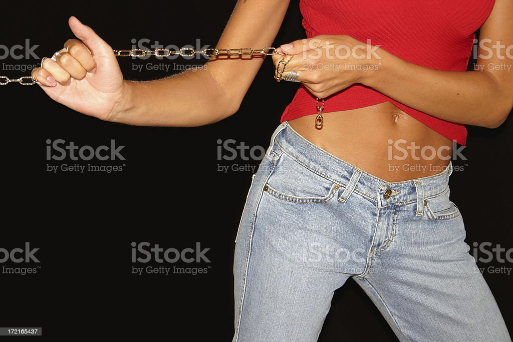 Pull it! royalty-free stock photo