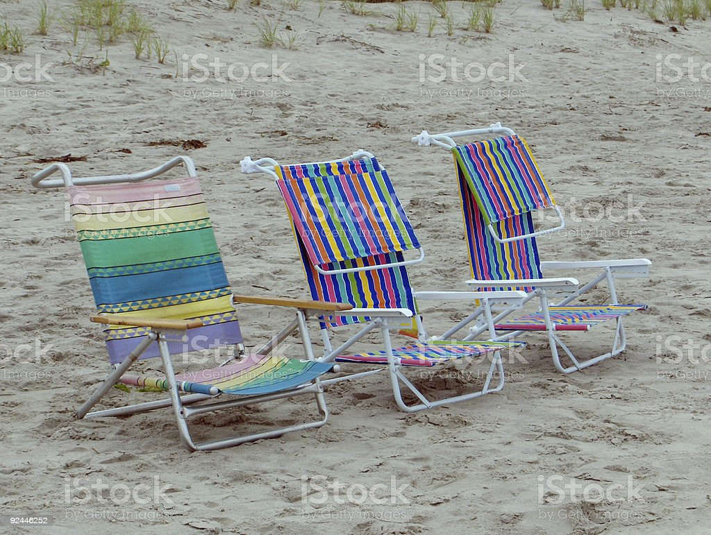 Pull Up a Chair stock photo