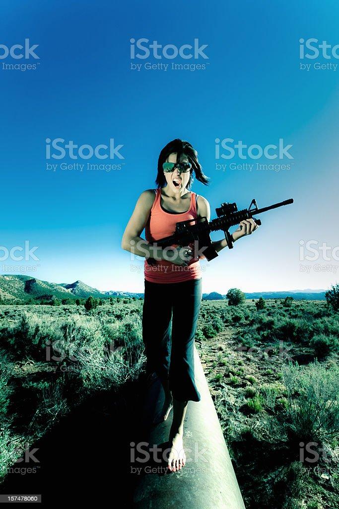 Pulp Desert Series 1 royalty-free stock photo