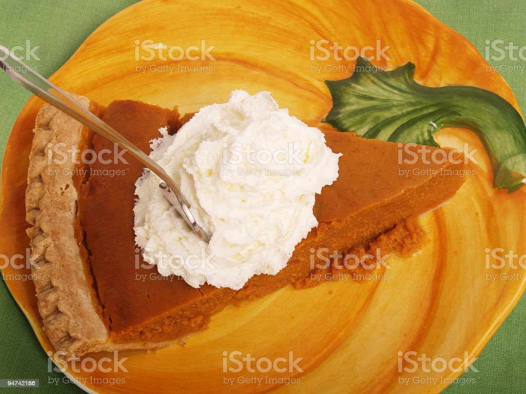 PuMmmmmkin Pie royalty-free stock photo
