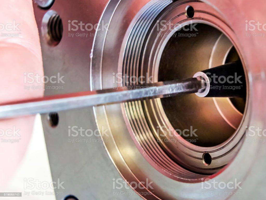 Pump stock photo