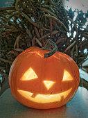 Pumpkin for Halloween.