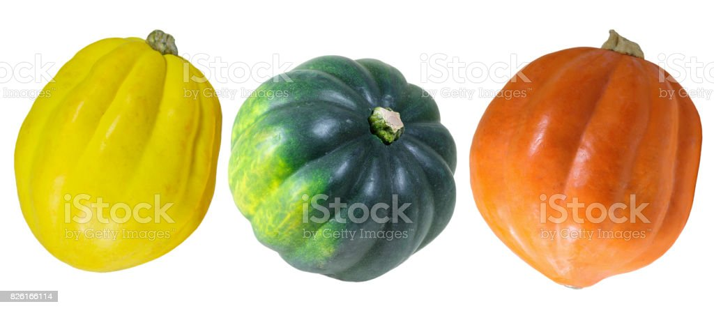 Pumpkin Gourds stock photo
