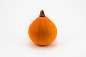 Pumpkin isolated in a white background