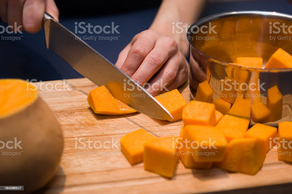 Pumpkin pie date night with the family stock photo