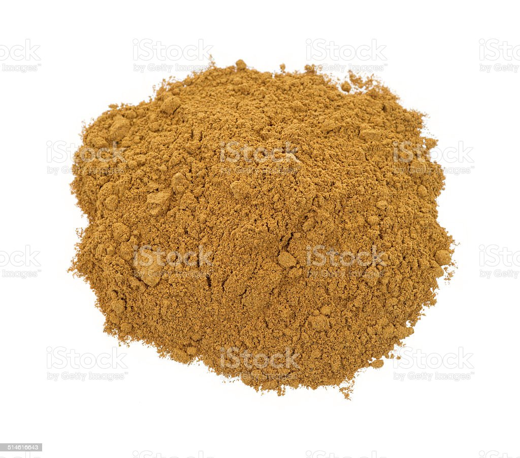 Pumpkin pie spice stock photo