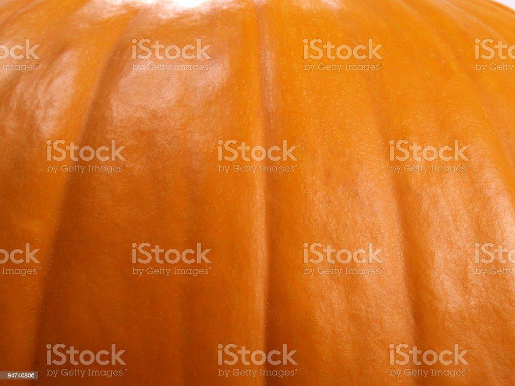 Pumpkin Skin royalty-free stock photo