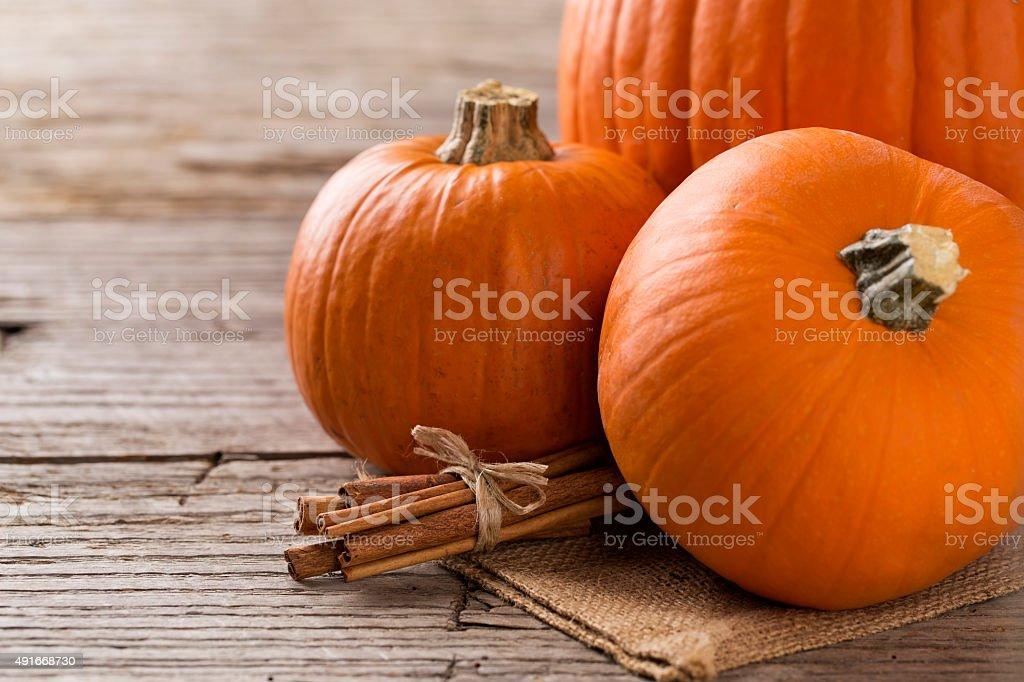Pumpkin Spice stock photo