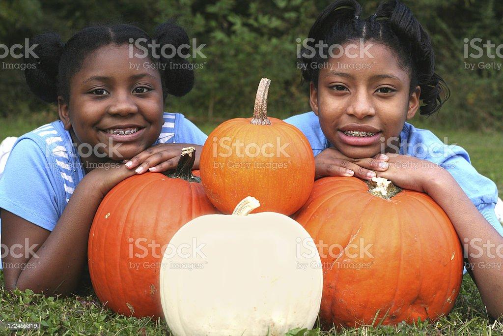 pumpkins! royalty-free stock photo