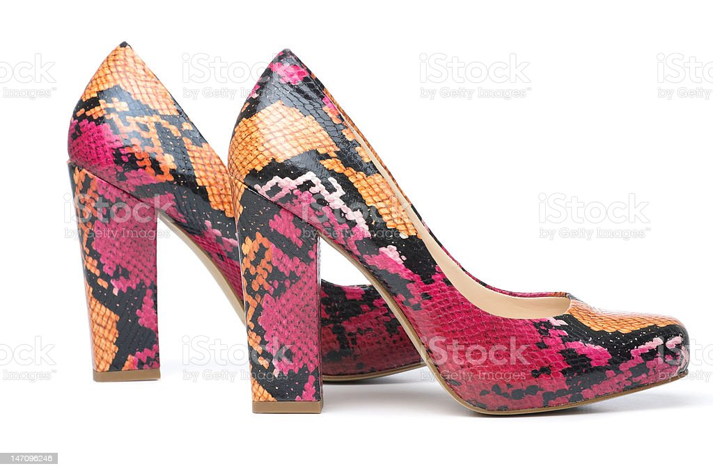 Pumps royalty-free stock photo