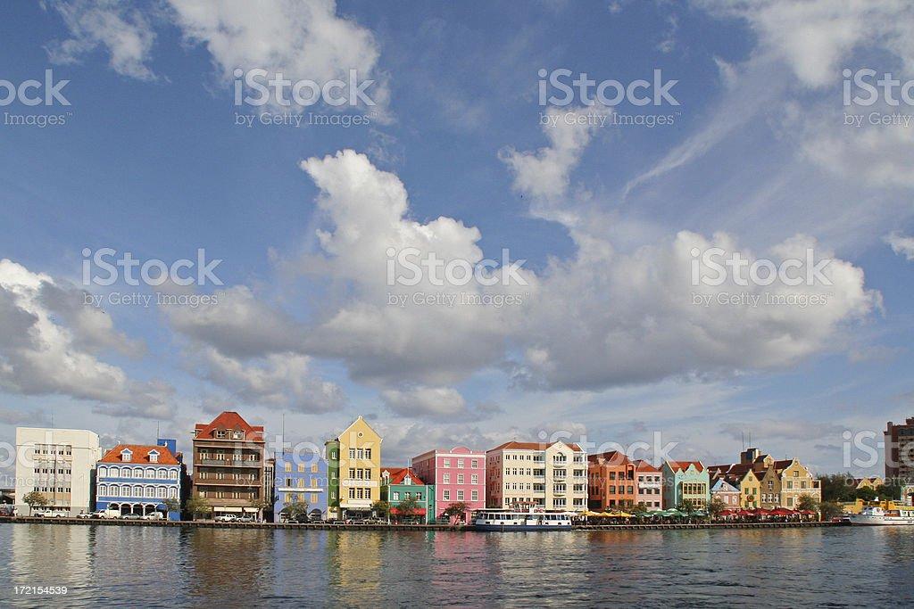 Punda, Willemstad # 1 royalty-free stock photo