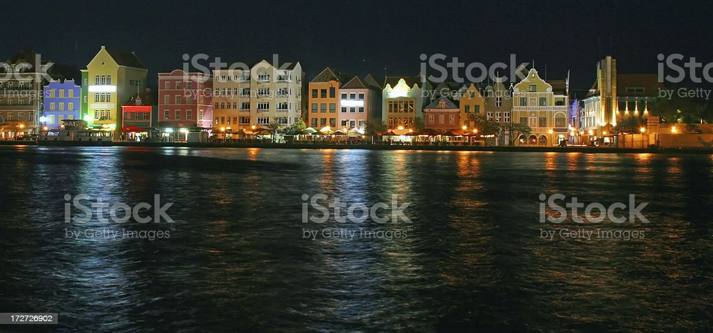 Punda - Willemstad # 4 stock photo