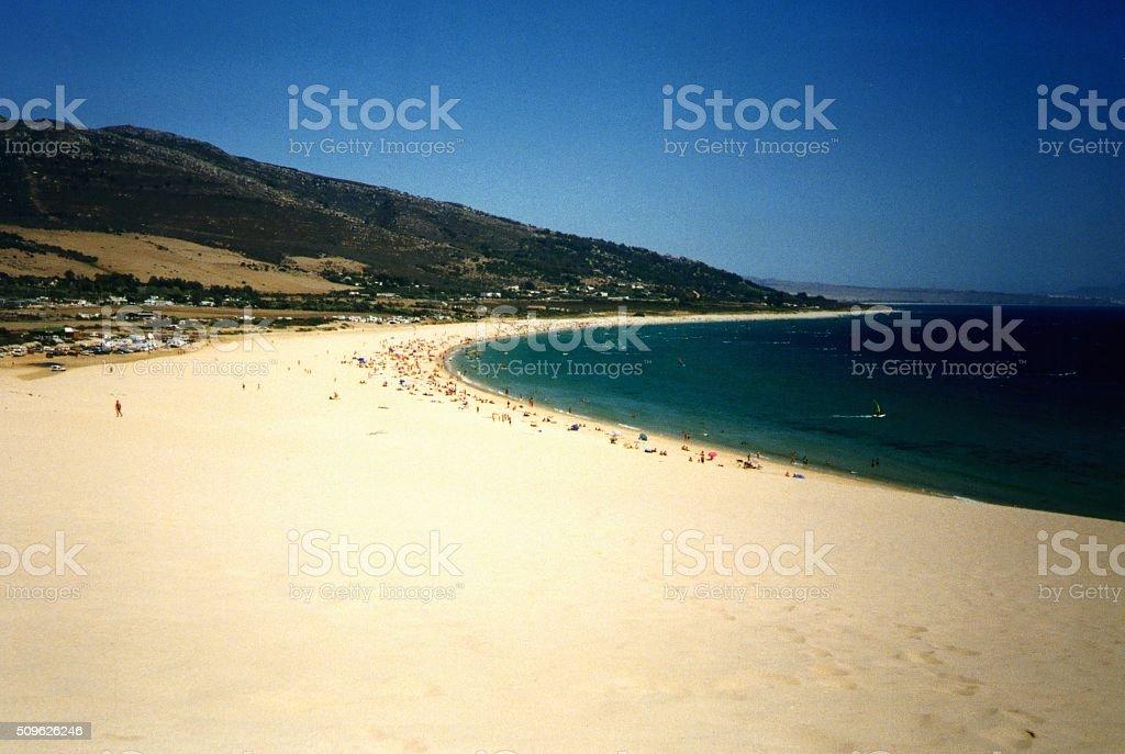 Punta Paloma, Tarifa - Spain stock photo