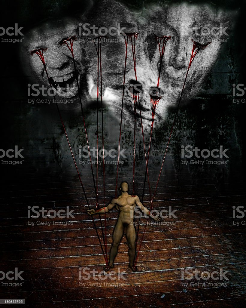 Puppet Masters (The) stock photo