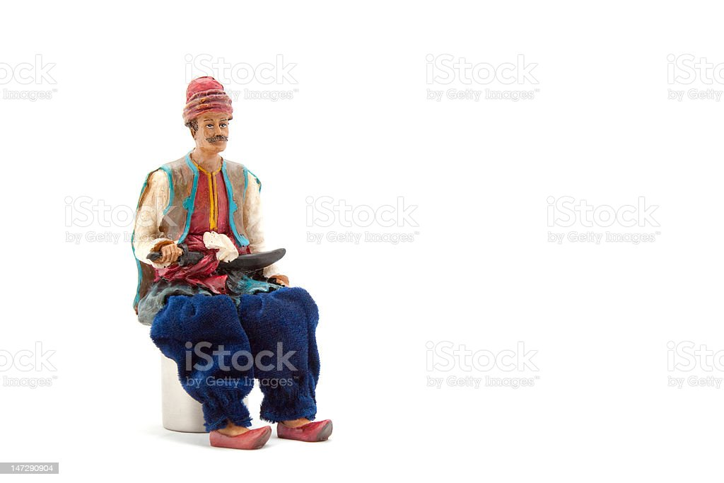 Puppet royalty-free stock photo