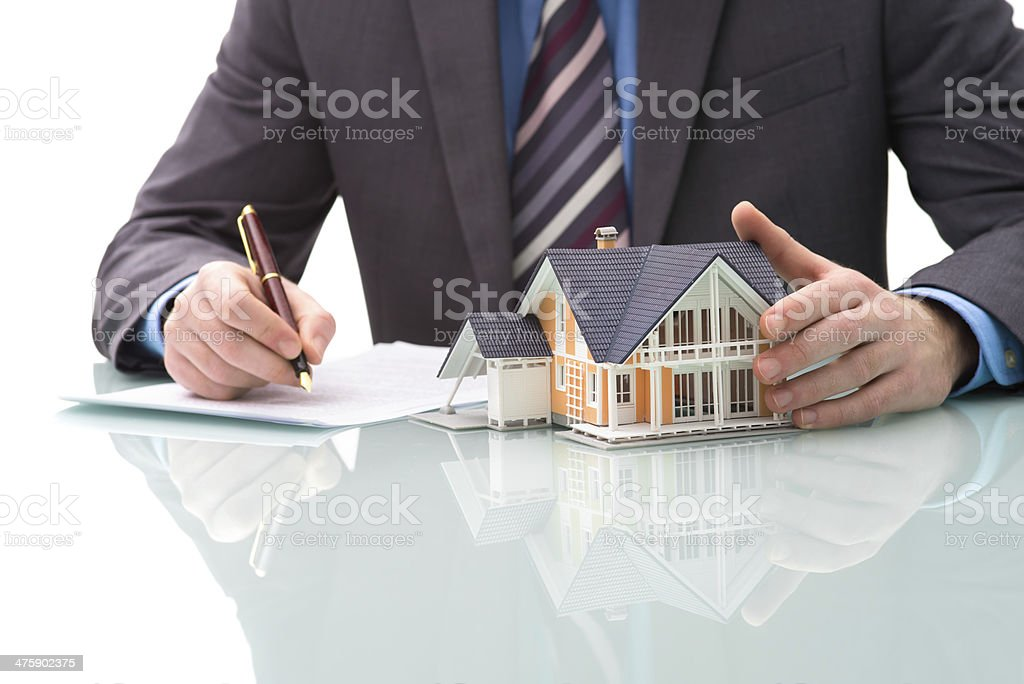 Purchase Agreement For House Stock Photo 475902375 Istock
