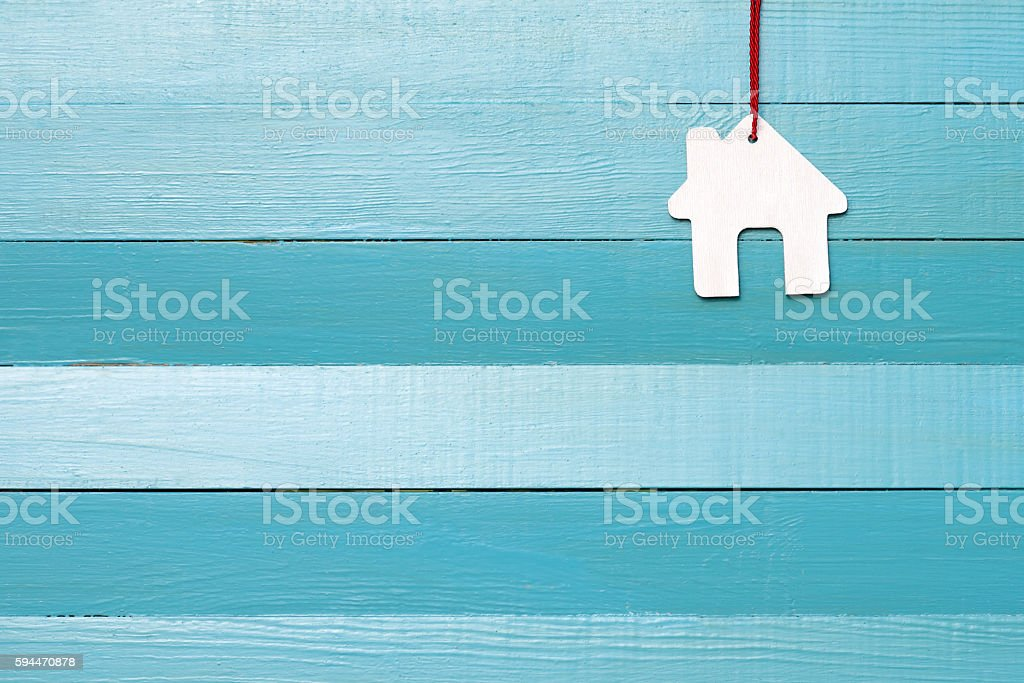 purchase of the real estate, apartment and house stock photo