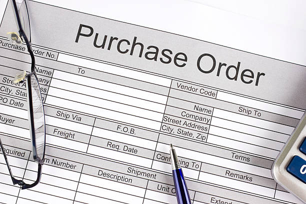 Purchase Order Pictures Images and Photos iStock – Purchase Order
