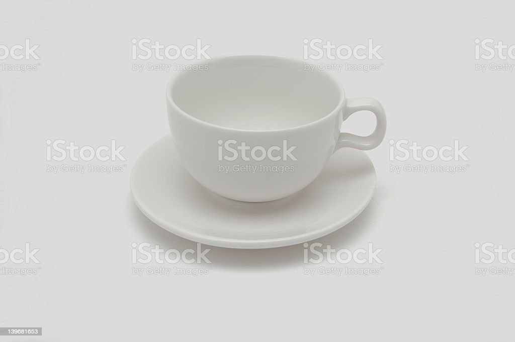 Pure and simple stock photo