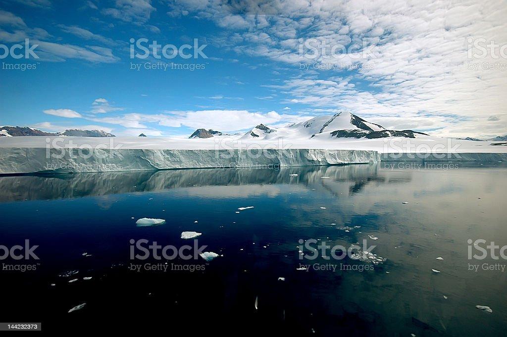 ピュア南極 ロイヤリティフリーストックフォト