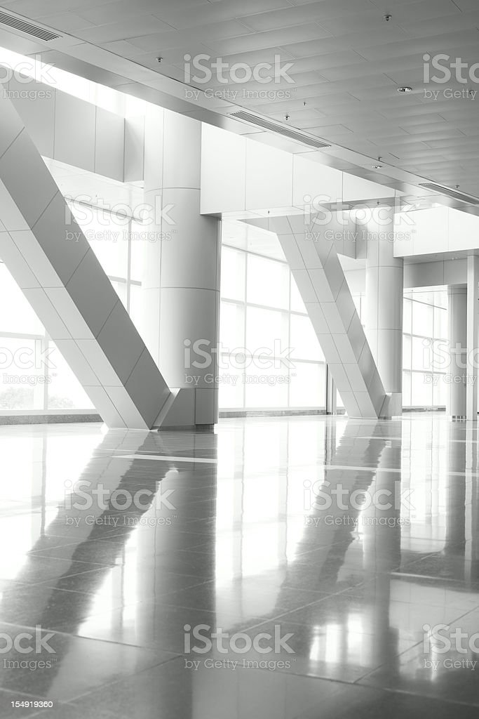 Pure Architecture royalty-free stock photo