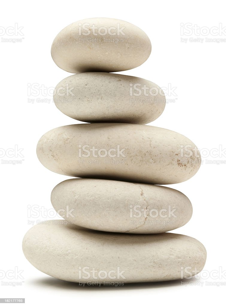 Pure Balance stock photo