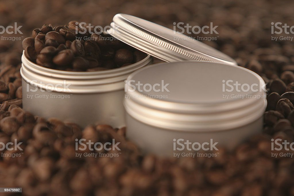 Pure coffee royalty-free stock photo