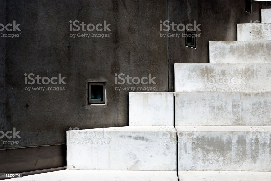 pure concrete royalty-free stock photo