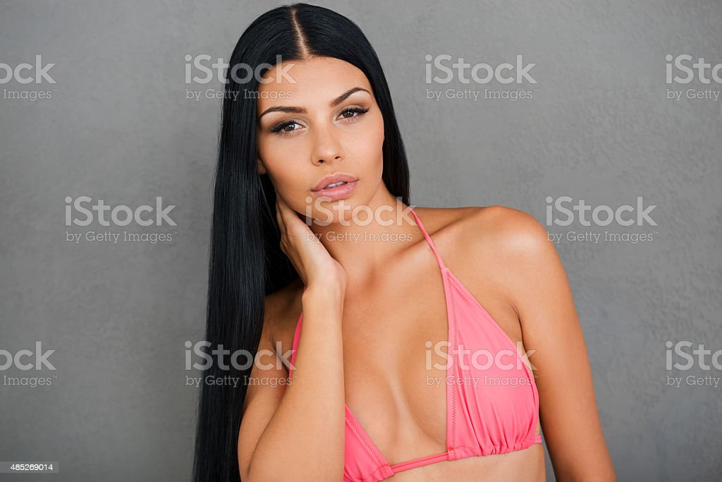 Pure perfection. stock photo