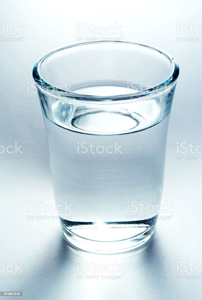 Purified stock photo