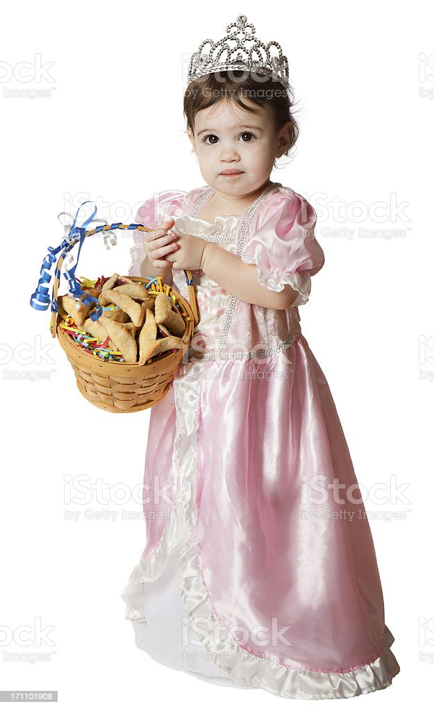 Purim stock photo