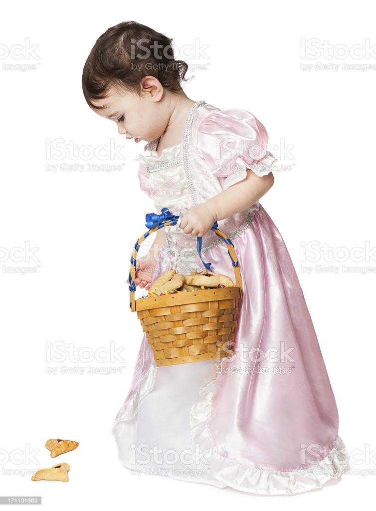 Purim stock photo