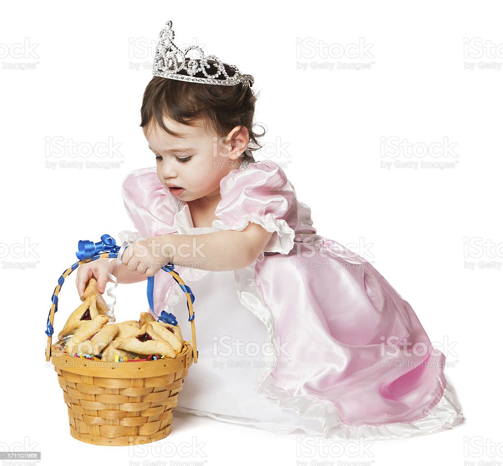 Purim royalty-free stock photo