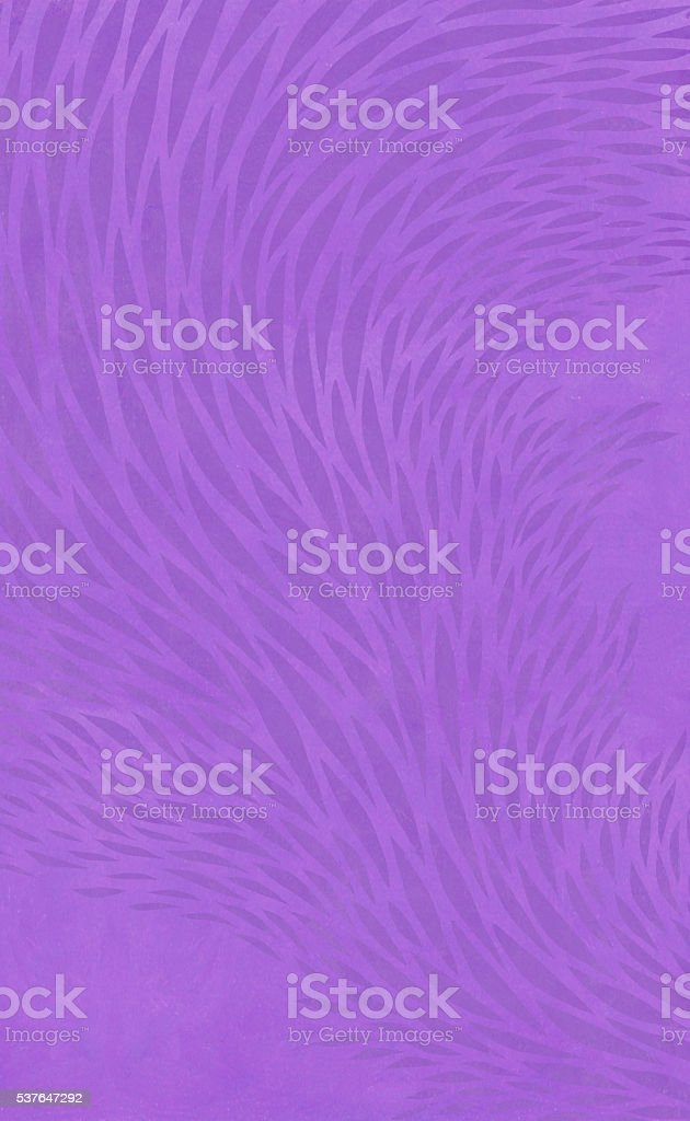 Purple Abstract Hand Drawn Brush Stroke Background Funnel Flow Pattern stock photo