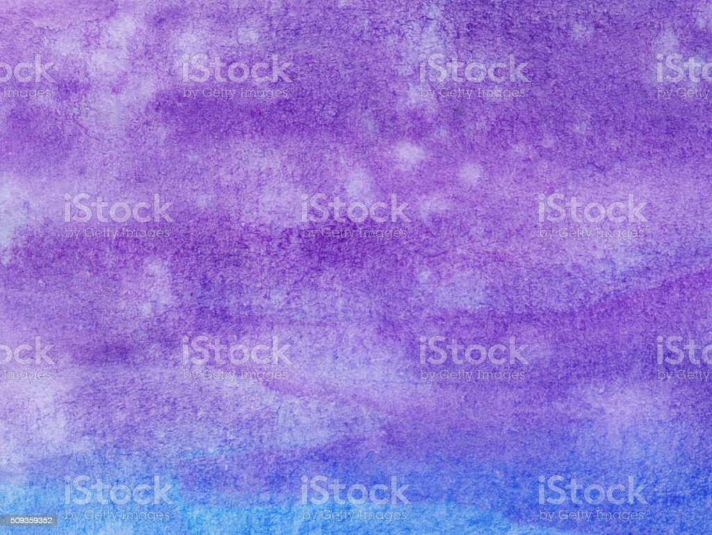 Purple and blue mottled texture with color gradient vector art illustration
