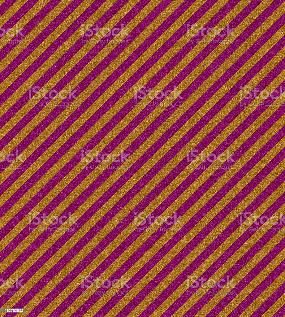 purple and gold striped glitter royalty-free stock photo