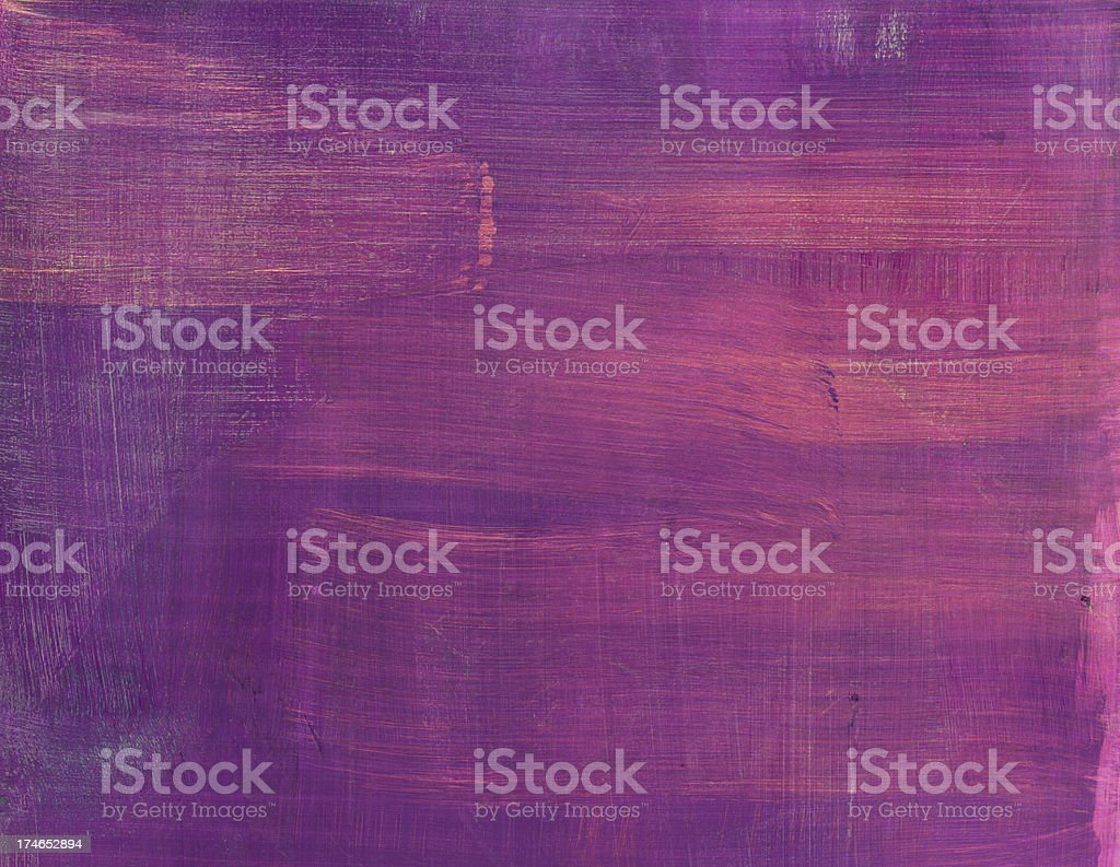 Purple Brushed Background royalty-free stock vector art