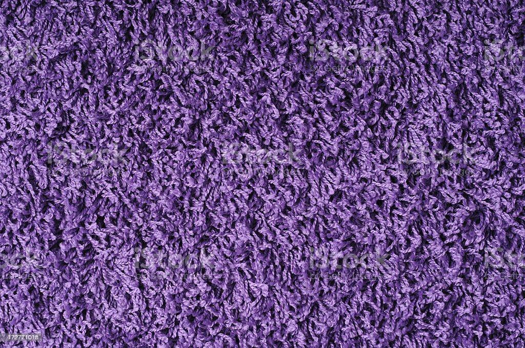 Purple Carpet stock photo