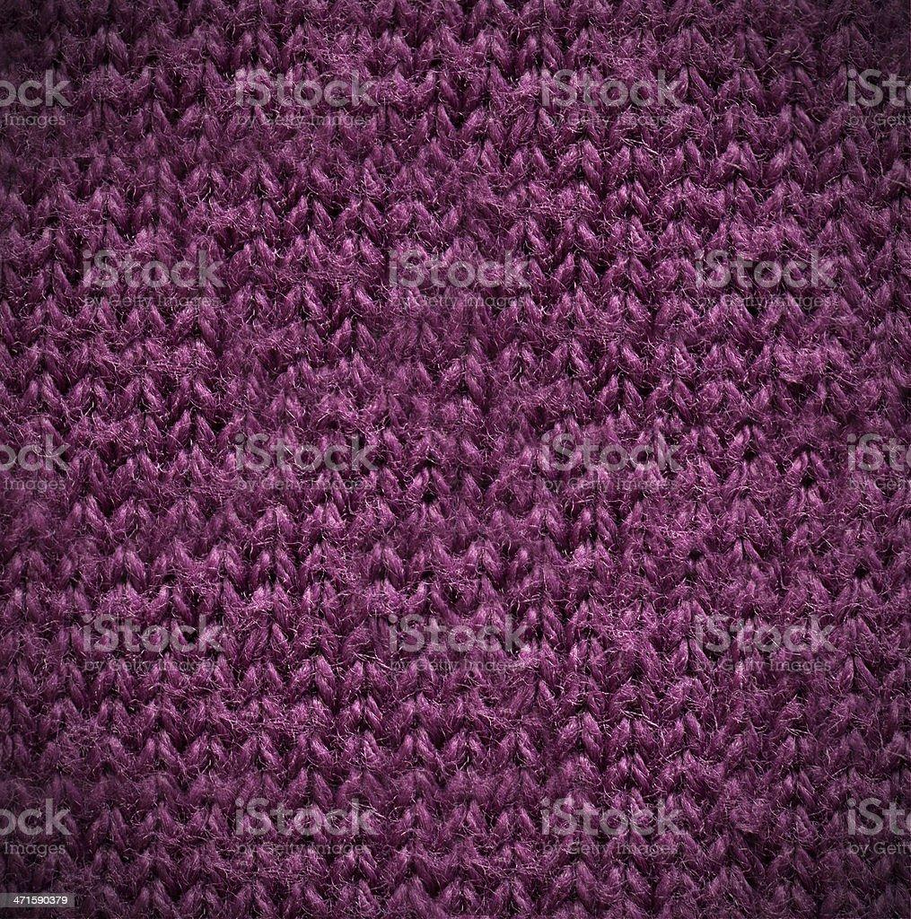 Purple Cotton Texture royalty-free stock photo
